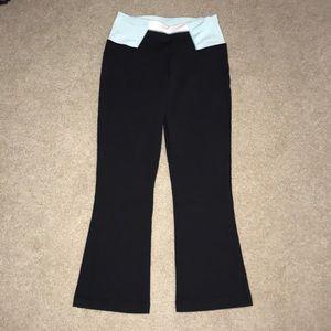 Lululemon cropped flare pants size 2